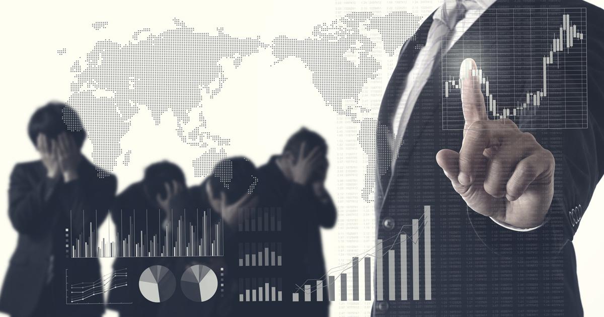 勝つ投資家は、買う、売る、休むの3リズムで相場を有利に操る
