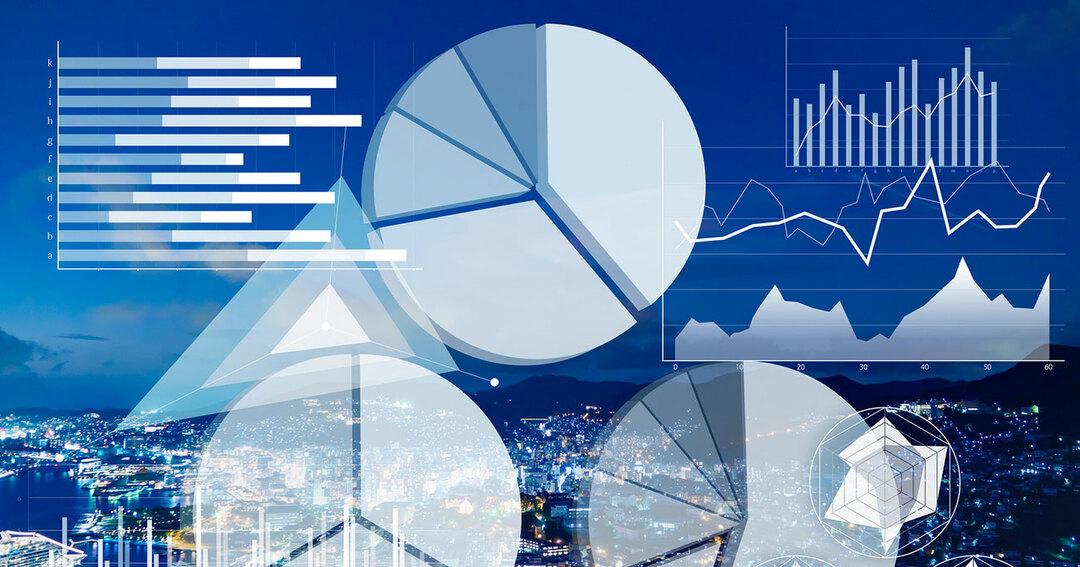 一流のプレゼン資料は、<br />円グラフを「ワンカラー」で見せる!