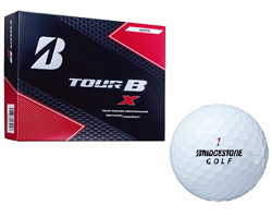 「福岡県久留米市」の「ゴルフボール『TOUR B X』1ダース」