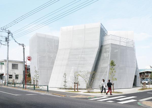 建築評論家・五十嵐太郎さんが案内する<br />「見るまで死ねない」東京の名建築ガイド