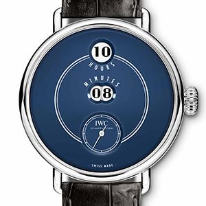 ジュネーブサロン開幕!2018年、注目の新作時計を紹介する!【Vol.10】IWC