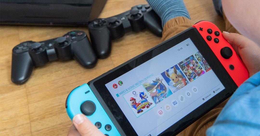 写真:Nintendo Switch,任天堂