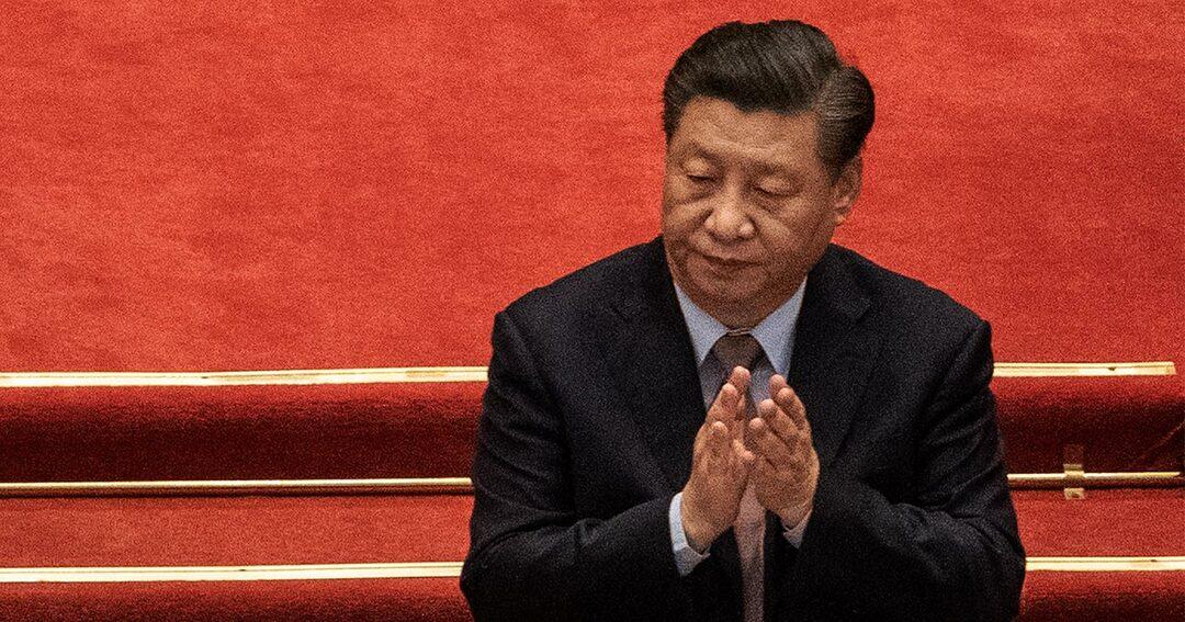 写真:中国の習近平国家主席