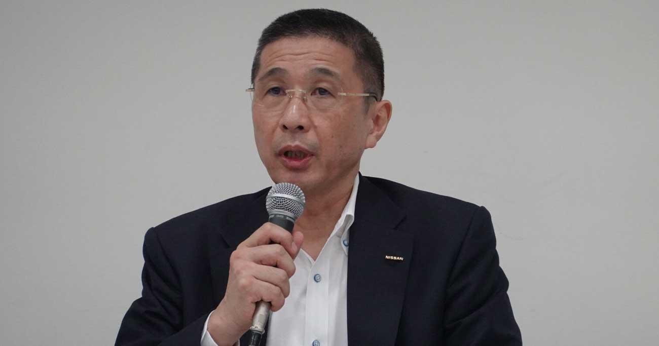 日産・西川社長の「後継者リスト」に載った日本人幹部4人の実名