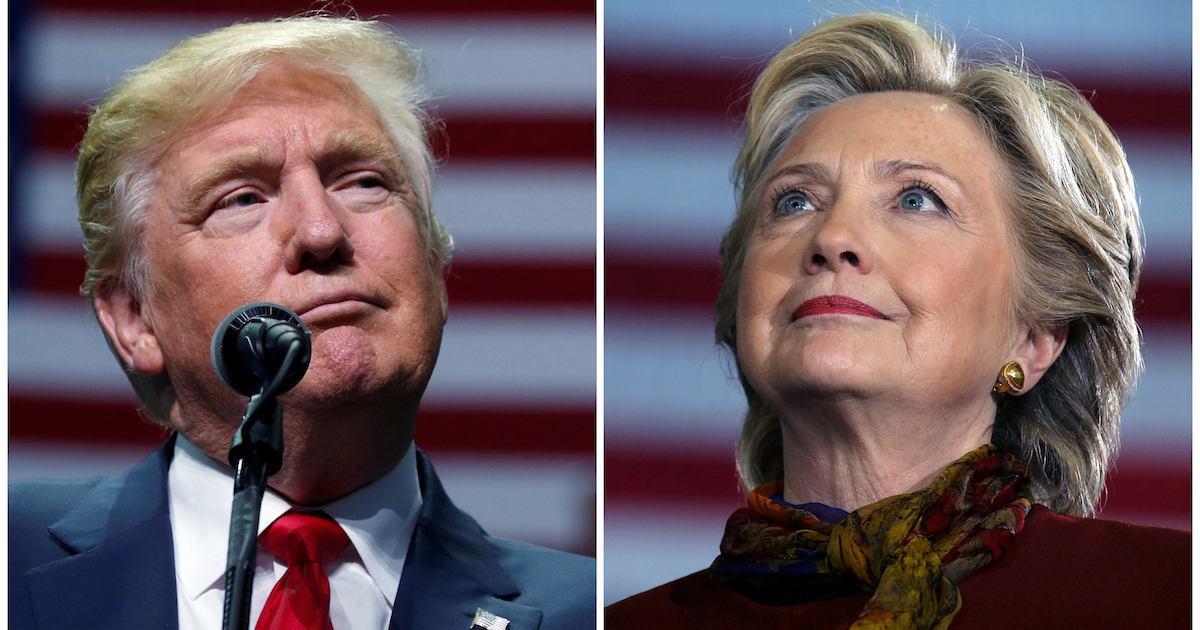 """米大統領選、クリントンはむしろ負け戦を""""善戦""""した"""