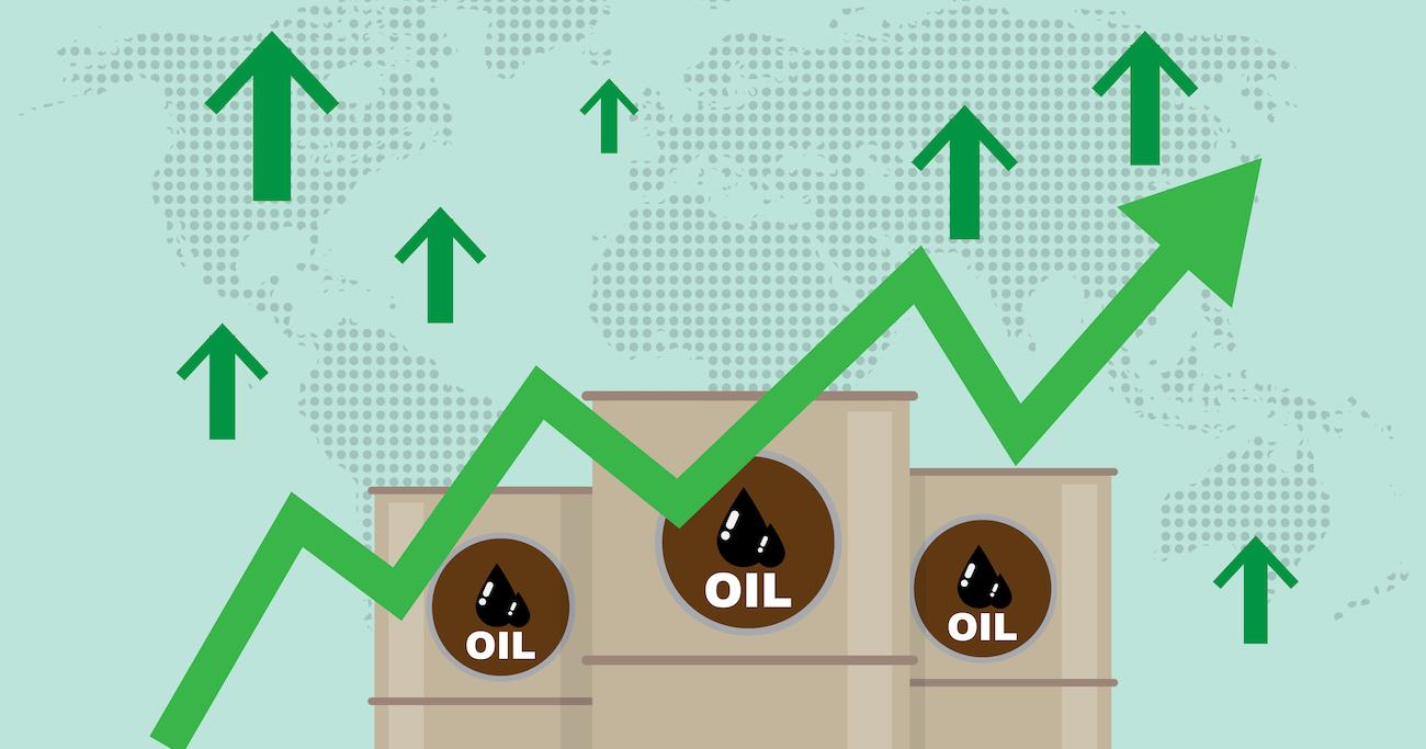 原油価格急騰で時価総額が増加・減少した企業ランキング【トップ5】