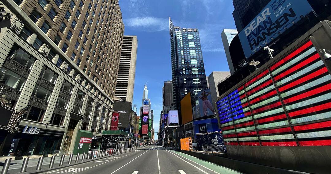ニューヨークの7番街