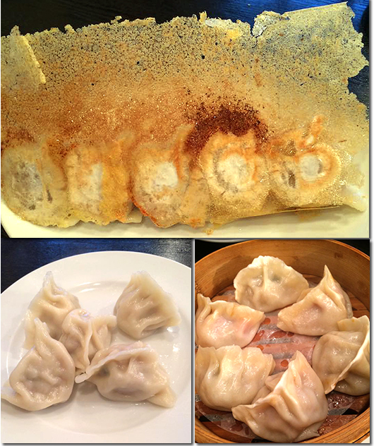 新橋・烏森口の大衆中華料理店で、<br />餃子の逸品と、意表を突く味に出会う