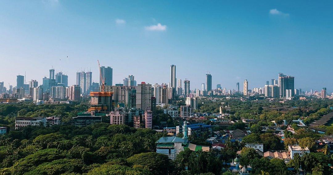 ムンバイの風景 Photo by Hardik Joshi on Unsplash