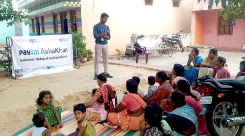 インドのフィンテックスタートアップ・ペイTMは、農村部の女性や貧困層などに浸透しつるある