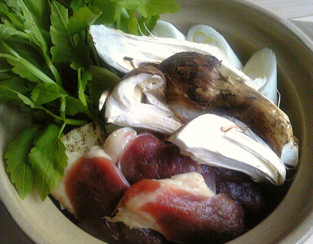 焼いて食べるだけでは芸がない<br />豊かな江戸の「松茸料理」を味わいつくそう