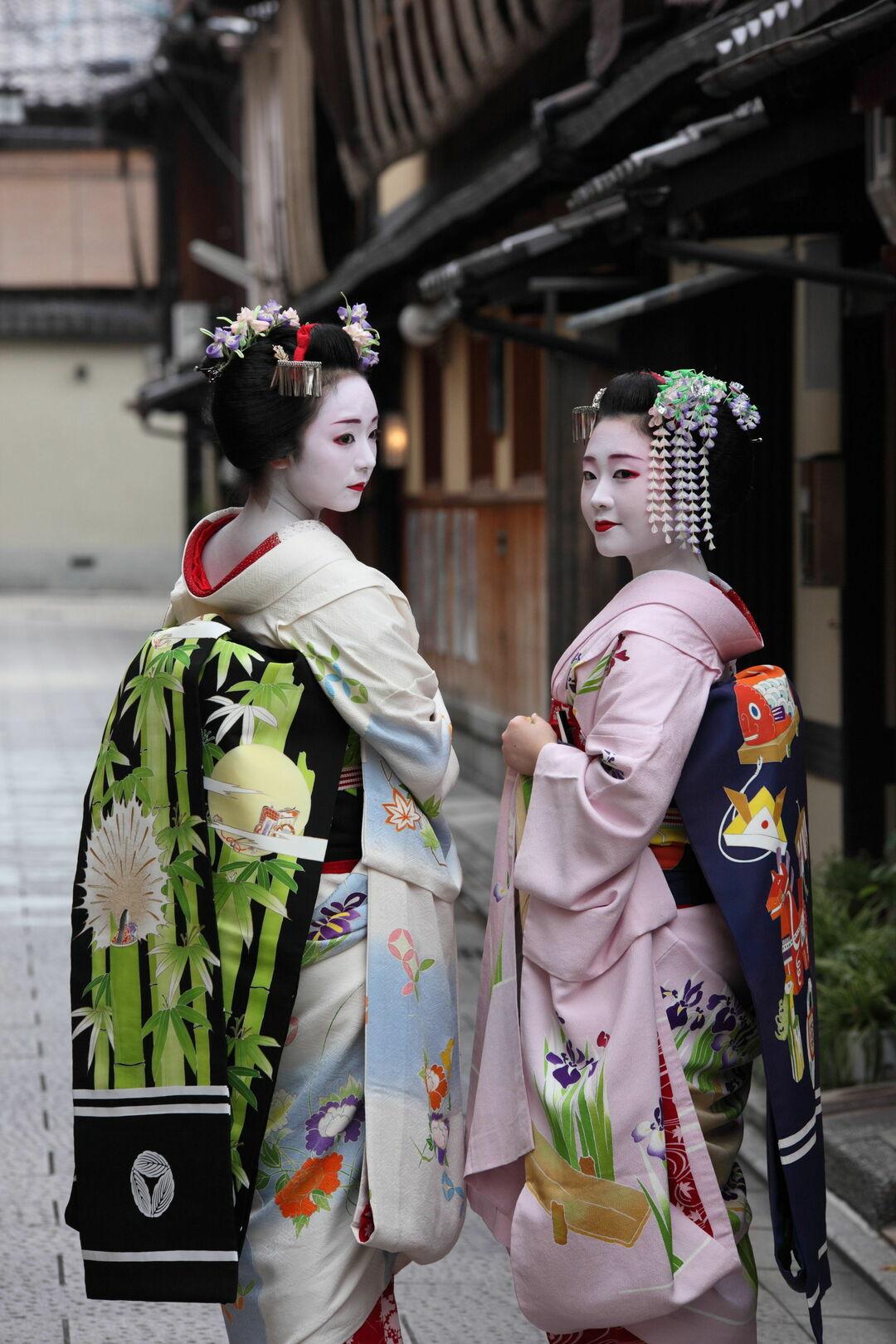 京都の花街にはビジネスのあらゆる要素が詰め込まれている