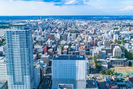 """札幌市では一次取得者がマンションを買えずに郊外に""""追い出される""""現象も"""