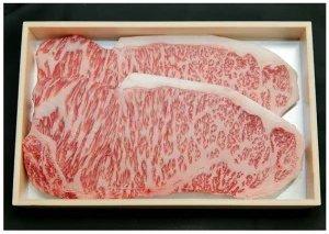 「常陸大宮市」に2万円を寄付するともらえる「瑞穂農場で育てた常陸牛ロースステーキセット 約450g」
