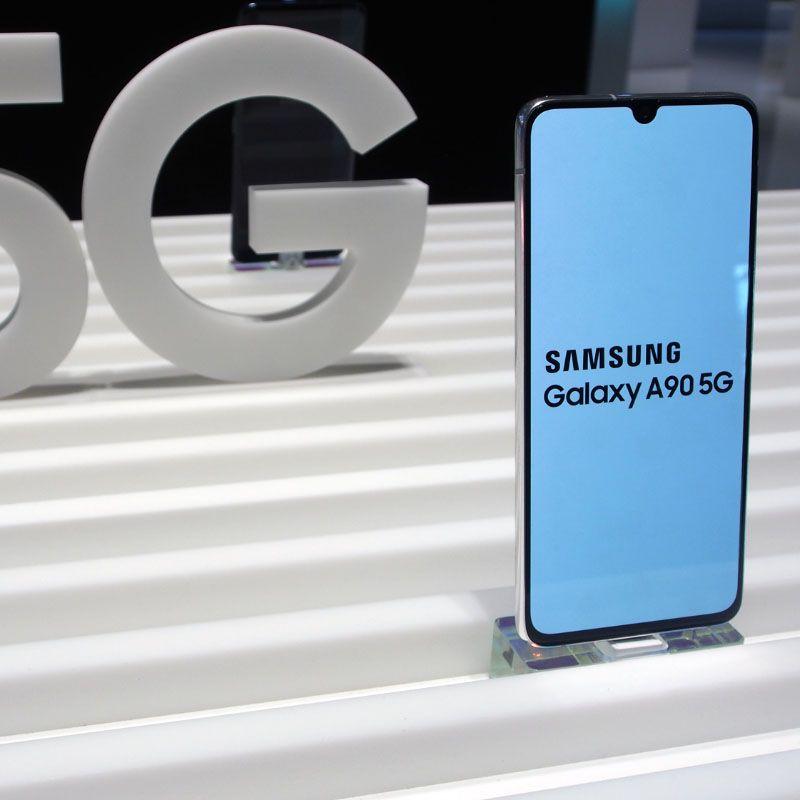 5Gスマホを積極拡大するサムスン、5機種目で10万円を切る「Galaxy A90 5G」を発表