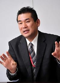 中国各地の支社総経理は中国人に任せ現地化を進める <br />バッテリー型フォークリフト市場シェア20%達成!<br />――高田雅章・ニチユフォークリフト(上海)副総経理に聞く