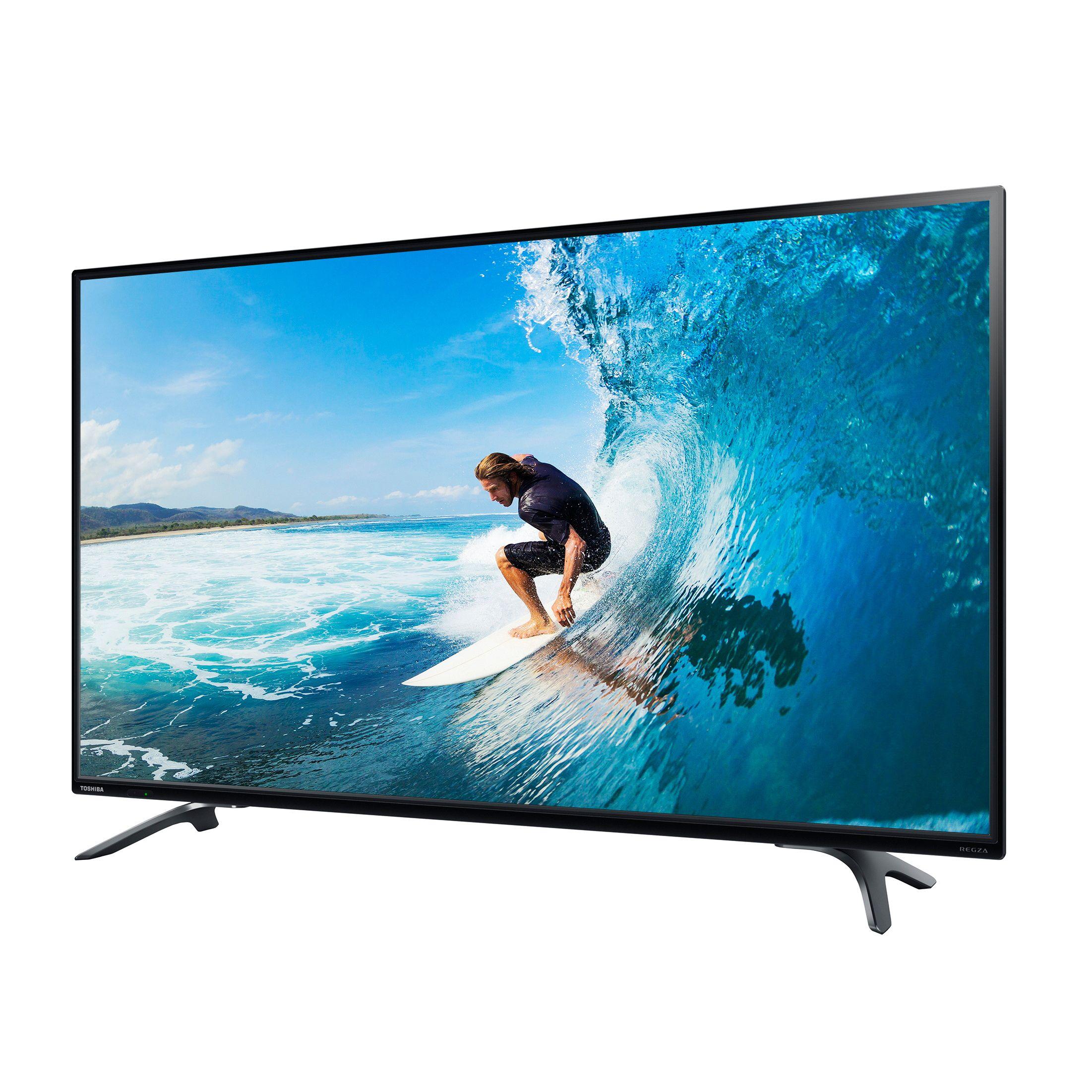 5万円台の4Kテレビと10万円の4Kテレビ、その違いは結構大きい