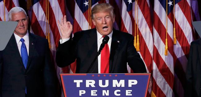 トランプ大統領を待つ米国分断社会の板挟みという茨の道