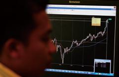 """インド・ASEAN株式市場<br />""""危うさ""""含みの最高値続出"""