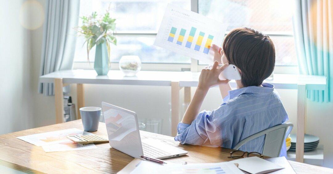 コロナ禍の新年度、在宅勤務の長期化で「目標設定できない」は本当か