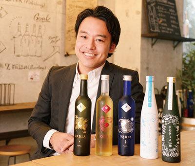 稲川琢磨・WAKAZE代表。日本酒造りのハードルの高さを、いまだに感じるのだとか