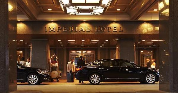 小さなホテルのようにお客さまをもてなしたい──定保英弥・帝国ホテル社長兼東京総支配人