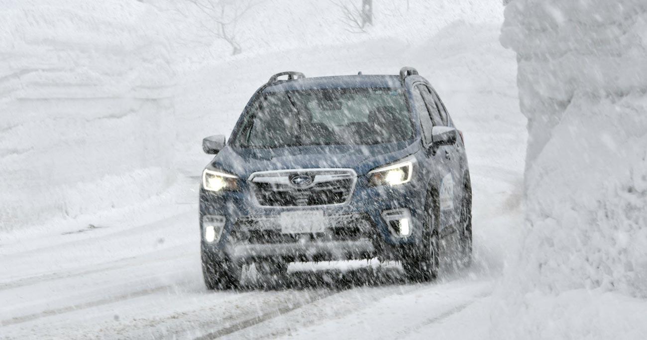 フォレスターに見る、SUBARUが追求する「総合雪国性能」の未来