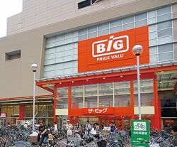 ザ・ビッグ昭島店