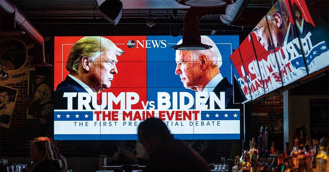 大接戦となった米大統領選挙は、米国の「分断」を改めて浮き彫りにした