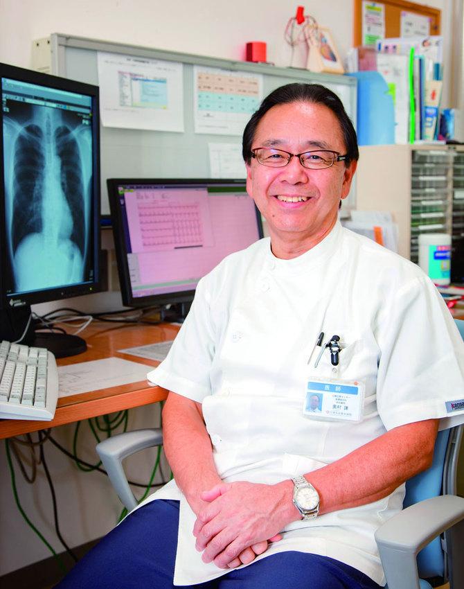 奥村 謙 済生会熊本病院循環器内科(心臓血管センター)・不整脈先端治療部門最高技術顧問