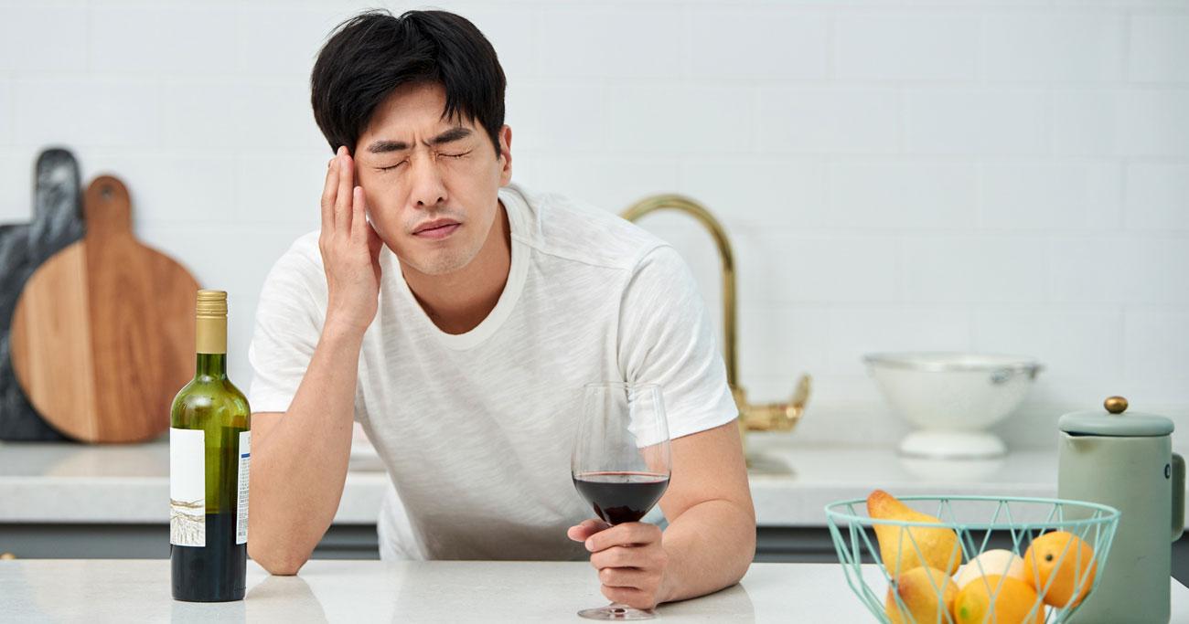 「休肝月」で1ヵ月飲まなくても数値が悪化する人