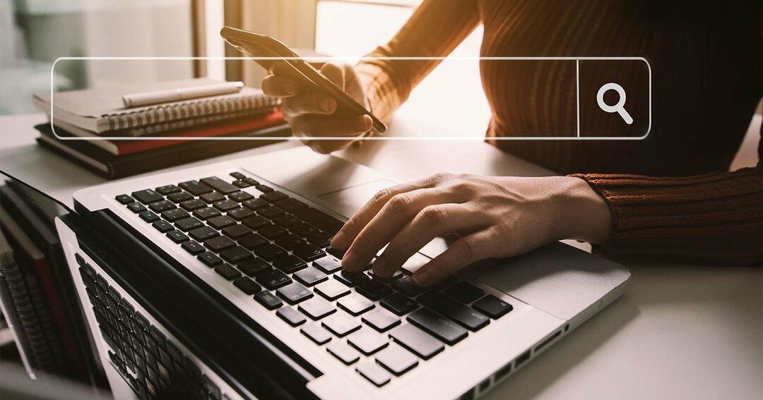 パソコン 検索