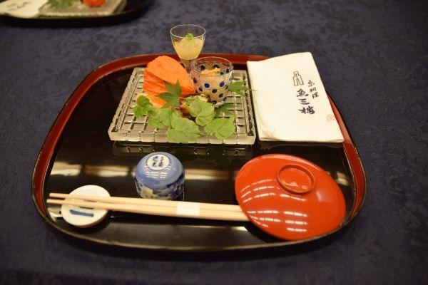「魚三楼」の料理「海藤花」