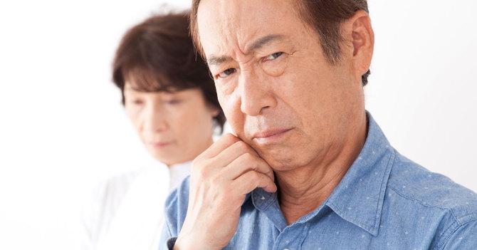 老後資金が急減した夫婦の危機