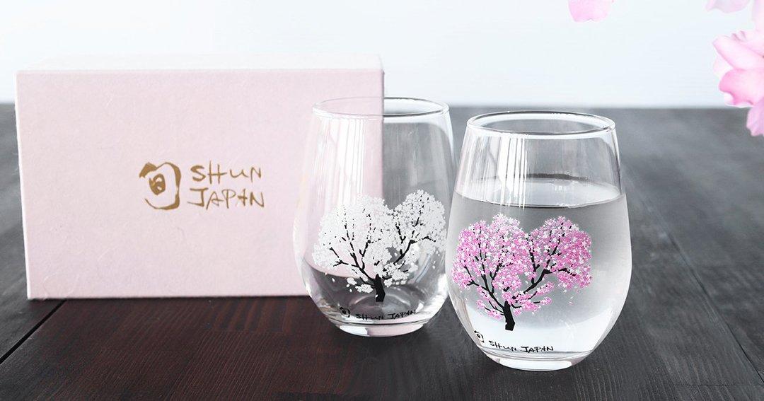 温度変化で器に桜が浮かび上がる――伝統工芸の世界に変革を巻き起こす