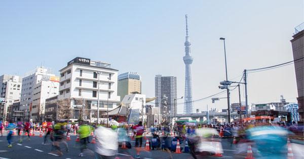 東京マラソン人気で急増した、ご当地マラソンの「逆経済効果」