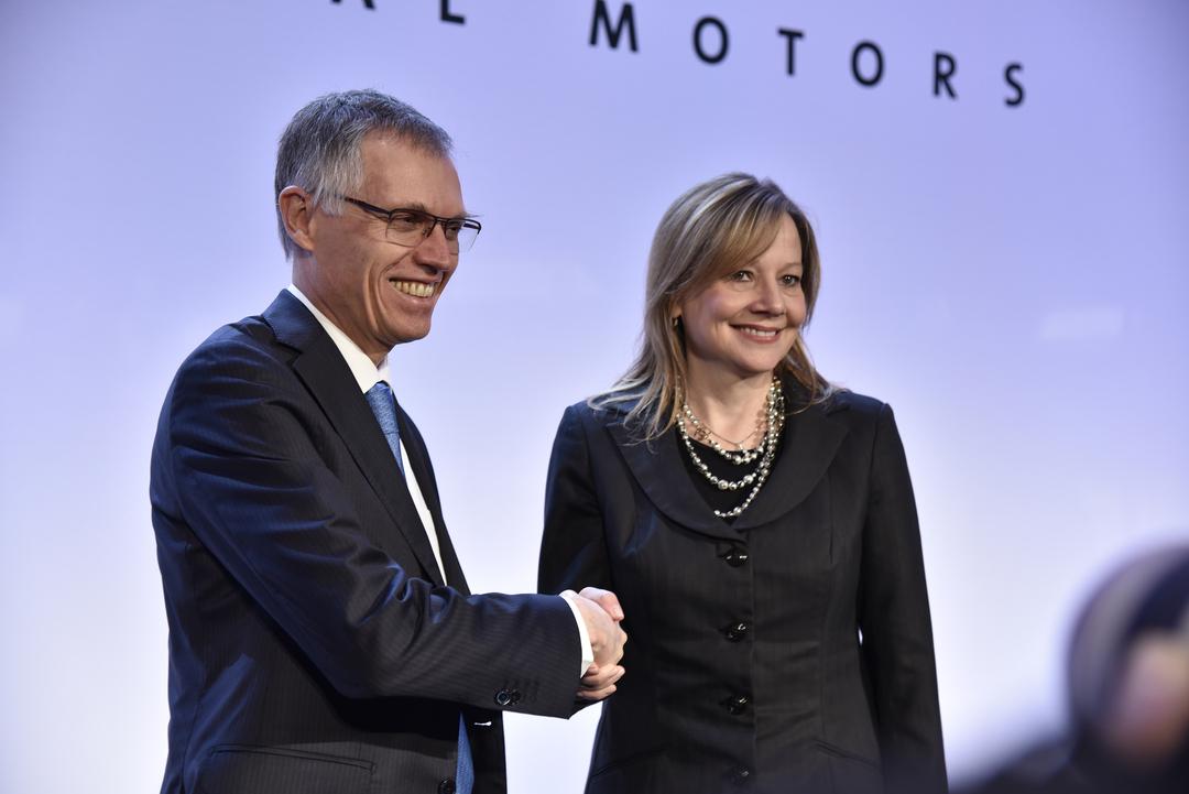 米GMが欧州撤退、名門オペルを買収したPSAの成算