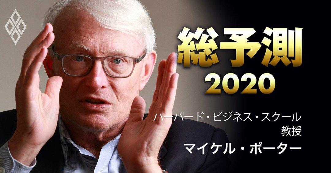 マイケル・ポーター_総予測2020