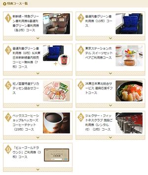 「JALカードSuica CLUB-Aゴールドカード」のビューゴールド特典
