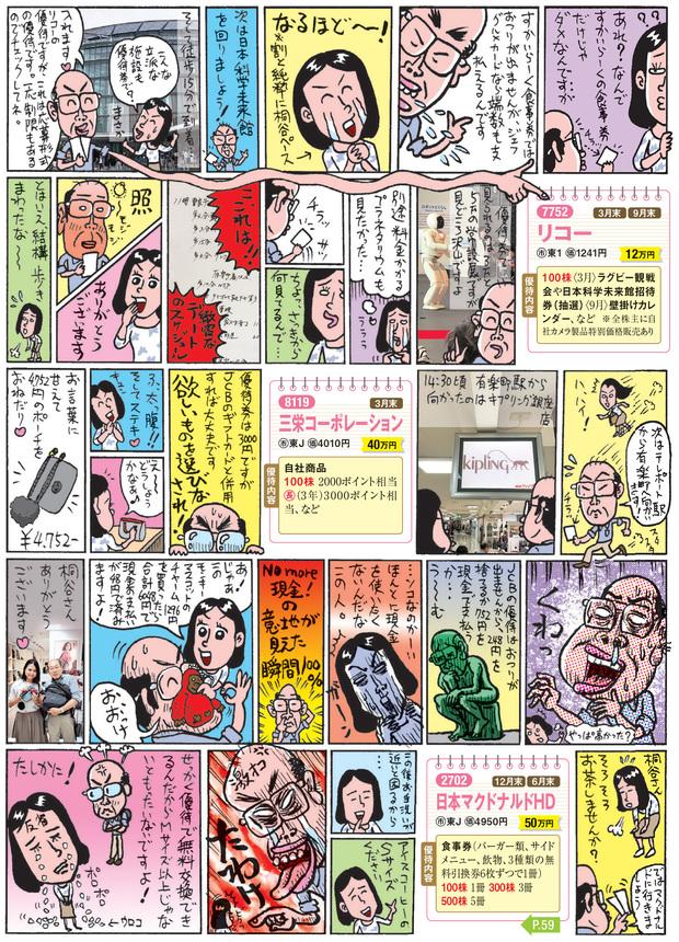 優待満喫デート(3)