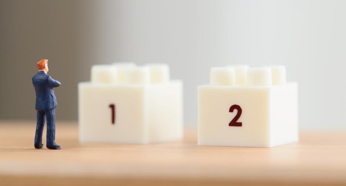 堅実なメーカーとバイオベンチャー、社長になるならどっち?