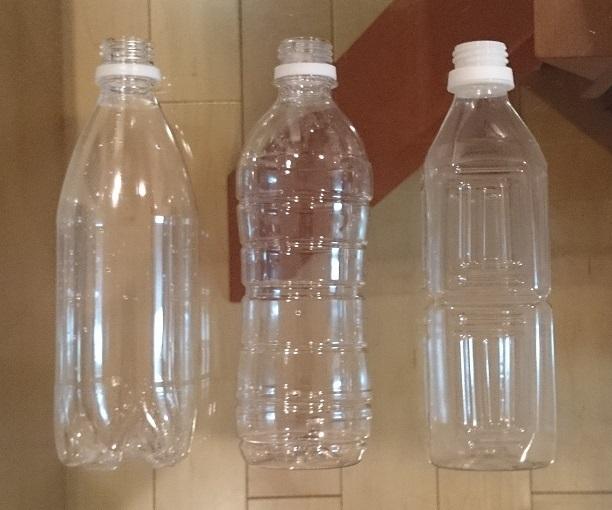 ペットボトルの形は、誰にとってのものなのか?