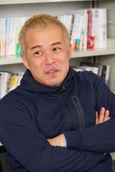 田端信太郎さん