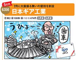 桐谷さんのおすすめ5万円で買える株主優待株を公開