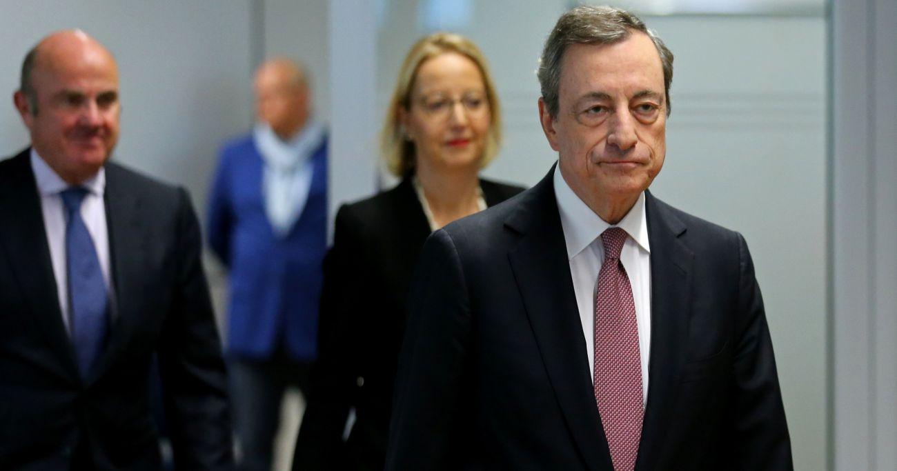 欧州も示した金融緩和の限界、財政の手助けなきECBに見る「手詰まり感」
