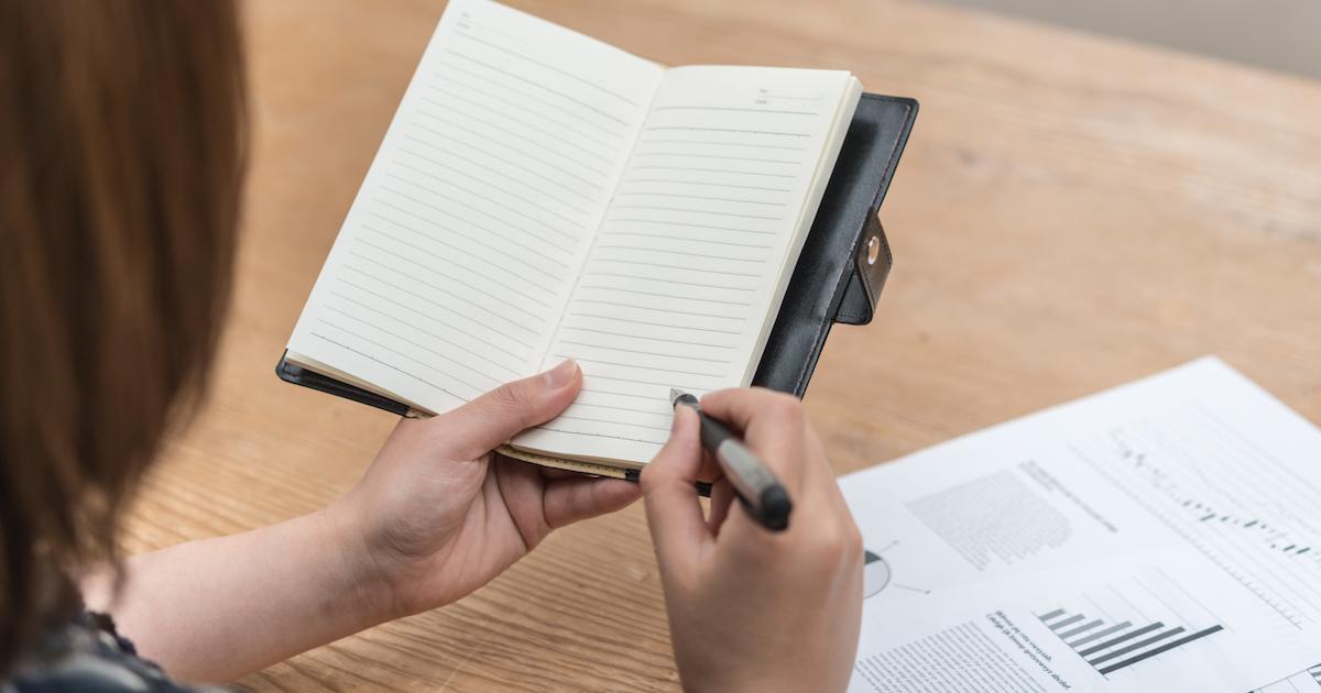 一流のリーダー2人が手帳を語る「手書きの効果は絶大」