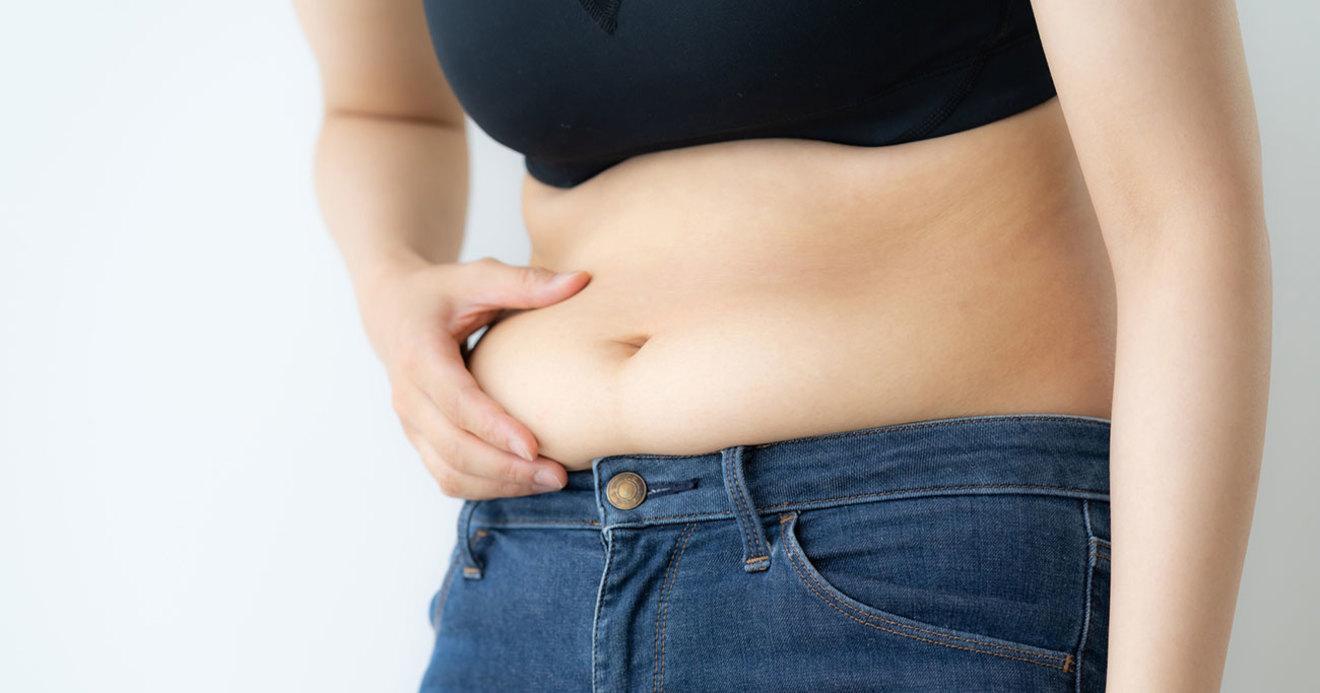 お腹が出る原因は、運動不足ではない | 1日1分で腹が凹む 4万人がラク ...
