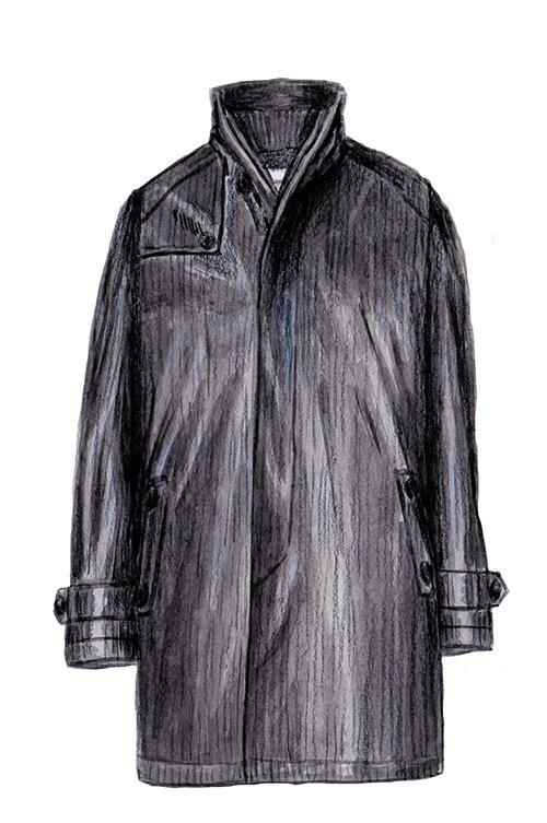 女性がガッカリする「男の私服コート」