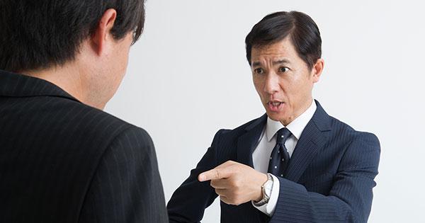 有能な公務員を「無能化」する上司の3つの言葉