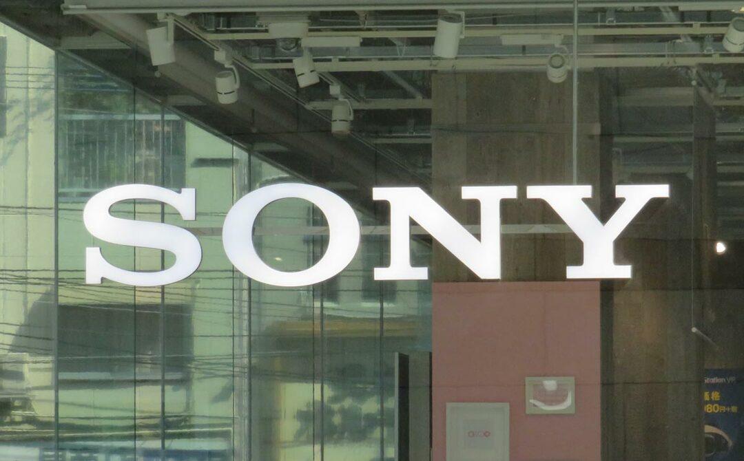 SONYのロゴ